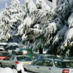HÉRAULT. Embouteillages importants sur la route du Mont Aigoual !