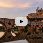 HÉRAULT. Des images spectaculaires de la ville de Béziers !